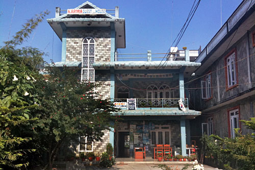 House Design In Nepal Pokhara